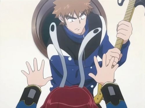 Аниме -             Anime - Charger Girl Ju-den Chan - Fight Ippatsu! Juuden-Chan!! [2009]