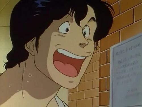 Аниме - Anime - City Hunter 3 - Городской охотник 3 [1989]