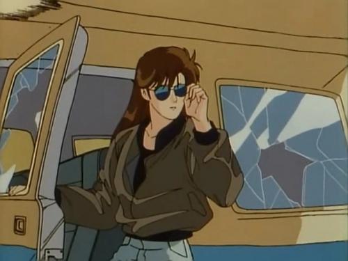 Аниме - Anime - City Hunter '91 - Городской охотник 91 [1991]