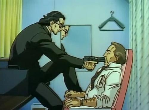 Аниме - Anime - City Hunter: Death of the Vicious Criminal Ryo Saeba - Городской охотник (спецвыпуск третий) [1999]