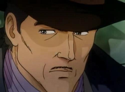 Аниме - Anime - City Hunter: Magnum With Love and Fate - Городской охотник (фильм первый) [1989]