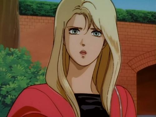 Аниме - Anime - City Hunter: Million Dollar Conspiracy - Городской охотник (фильм третий) [1990]
