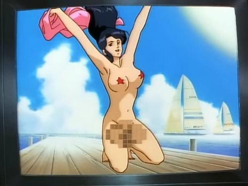 Аниме - Anime - City Hunter: The Secret Service - Городской охотник (спецвыпуск первый) [1996]