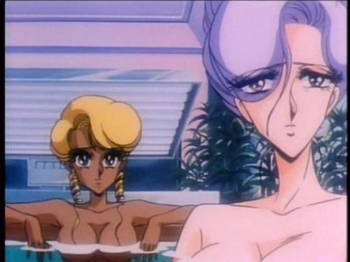 Аниме -             Anime - Cleopatra DC - Клеопатра Ди-Си [1989]