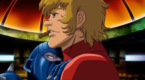 Аниме -             Anime - Cobra The Animation: Time Drive - Космические             приключения Кобры             OVA-2 [2009]