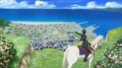 Аниме - Anime - Code Geass: Lelouch of the Rebellion R2 - Код Гиас: Восставший Лелуш (второй сезон) [2008]