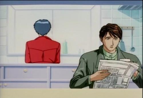 Аниме - Anime - Compiler - Компайлер OVA-1 [1994]