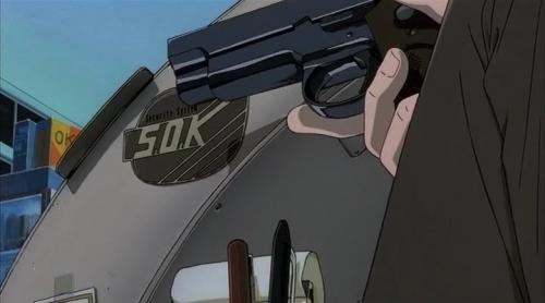 Аниме -             Anime - Cowboy Bebop: The Movie - Ковбой Бибоп: Достучаться             до небес             [2001]