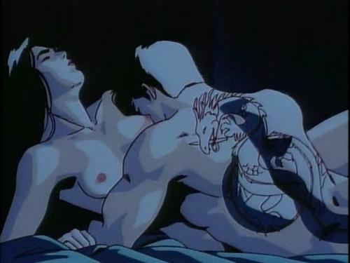Аниме - Anime - Crying Freeman - Плачущий убийца [1988]