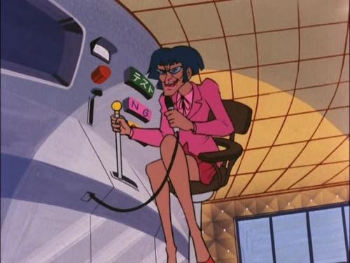 Аниме - Anime - Cutie Honey - Милашка Хани [1973]
