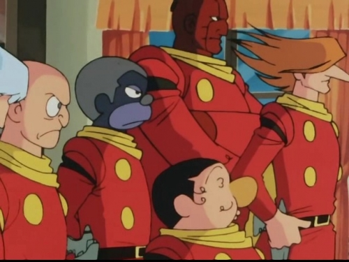 Аниме - Anime - Cyborg 009 TV 2 - Киборг 009 [ТВ-2] [1979]