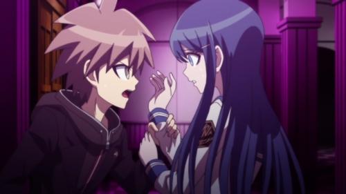 Аниме - Anime - Danganronpa Kibou no Gakuen to Zetsubou no Koukousei The Animation - Danganronpa [2013]