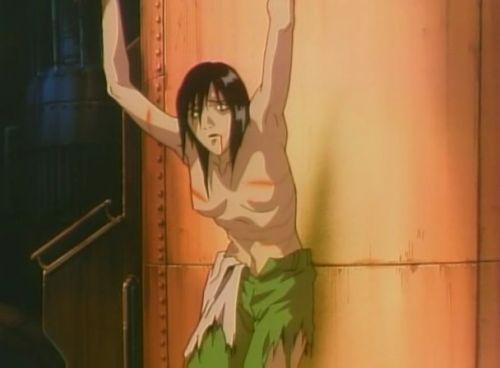 Аниме - Anime - Darkside Blues - Дарксайд - тёмный мститель