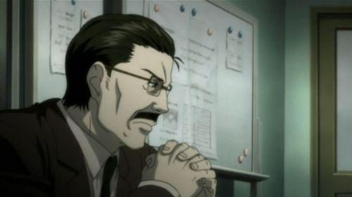 Аниме - Anime - Death Note - Тетрадь Смерти