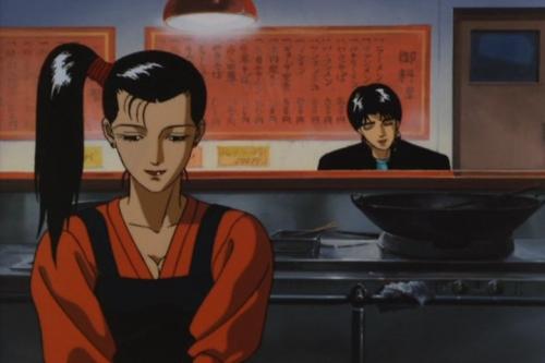 Аниме -             Anime - Demon City Shinjuku - Синдзюку - город-ад [1988]