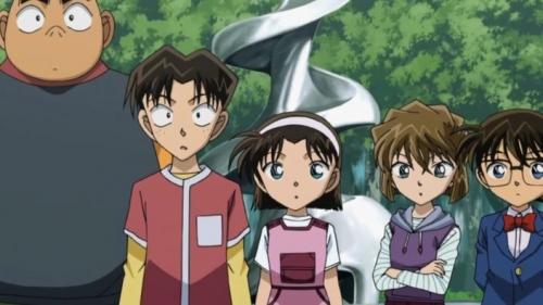 Аниме - Anime - Detective Conan: High School Girl Detective Sonoko Suzuki's Case Files - Детектив Конан OVA-8 [2008]