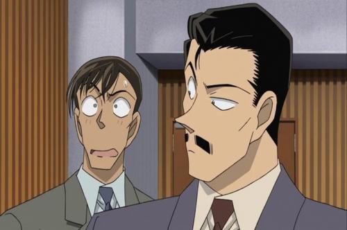 Аниме -             Anime - Detective Conan: The Raven Chaser - Детектив Конан             (фильм 13)             [2009]