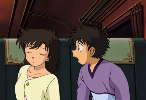 Аниме - Anime - Detective Conan: Conan and Kid and Crystal Mother - Детектив Конан OVA-4 [2004]
