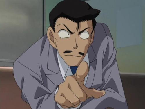 Аниме - Anime - Detective Conan: The Target is Kogoro! The Detective Boys' Secret Investigation - Детектив Конан OVA-5 [2005]