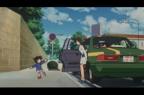Аниме - Anime - Detective Conan: The Timed Skyscraper - Детектив Конан (фильм 01) [1997]