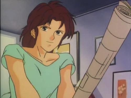 Аниме -             Anime - Devil Hunter Yohko - Ёко - охотница на демонов [1990]