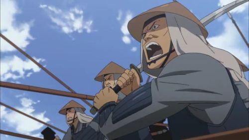 Аниме - Anime - Devil Kings - Sengoku Basara