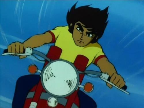 Аниме             - Anime - Devilman TV - Человек-дьявол [ТВ] [1972]