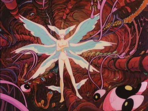 Аниме - Anime - Devilman: Birth - Человек-дьявол OVA-1 [1987]