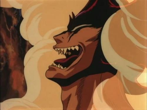 Аниме - Anime - Devilman: Siren, the Demon Bird - Человек-дьявол OVA-2 [1990]