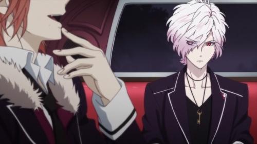 Аниме - Anime - Diabolik Lovers More, Blood [2015] - Diabolik Lovers More, Blood [2015]