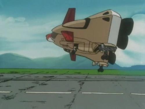 Аниме - Anime - Dirty Pair: Affair on Nolandia - Грязная Парочка: Ноландское дело [1985]
