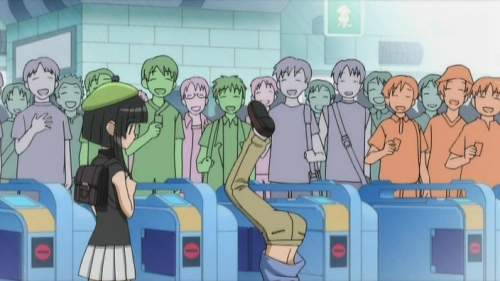 Аниме - Anime - Doujin Work - Додзинси [2007]