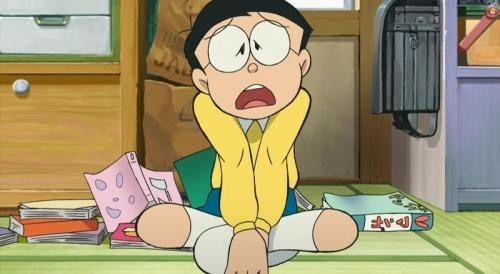 Аниме             - Anime - Doraemon: The New Record of Nobita - Spaceblazer -             Новый             Дораэмон 2009 (фильм четвертый) [2009]