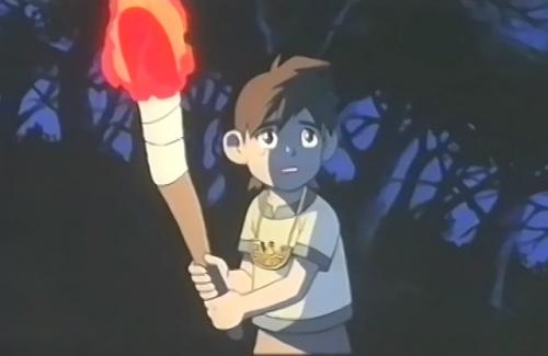Аниме - Anime - Dragon Quest: Crest of Roto - Драгон Квест (фильм четвертый) [1996]