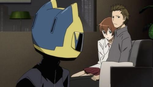 Аниме - Anime - Durarara!!x2 Ketsu - Дюрарара!! 2 (сезон третий) [2016]