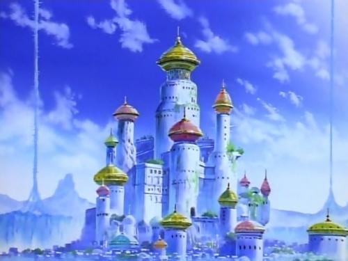 Аниме - Anime - El Hazard: The Alternative World - Альтернативный мир Эль-Хазард [1998]