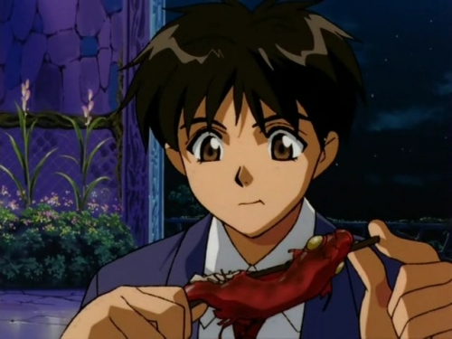 Аниме - Anime - El Hazard - The Magnificent World - Удивительный мир Эль-Хазард OVA-1 [1995]