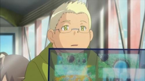 Аниме             - Anime - Elementhunters - Охотники за элементами [2009]