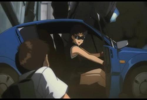 Аниме -             Anime - Evangelion 1.0: You Are (Not) Alone - Евангелион             по-новому             (фильм первый) [2007]