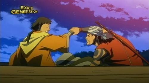 Аниме             - Anime - Эпоха Экс-самураев - Examurai Sengoku [2009]