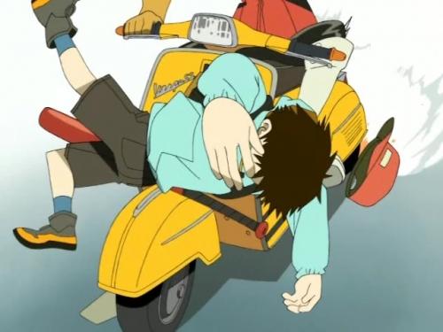 Аниме -             Anime - FLCL - Фури-кури [2000]