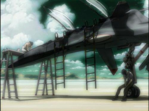 Аниме -             Anime - Battle Fairy Yukikaze - Боевая фея Вьюга [2002]