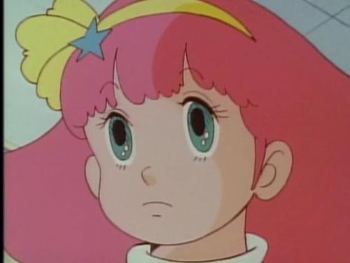 Аниме             - Anime - Fairy Princess Minky Momo Song Special «Hitomi no Seiza» -             Принцесса-волшебница Минки Момо OVA-2 [1987]