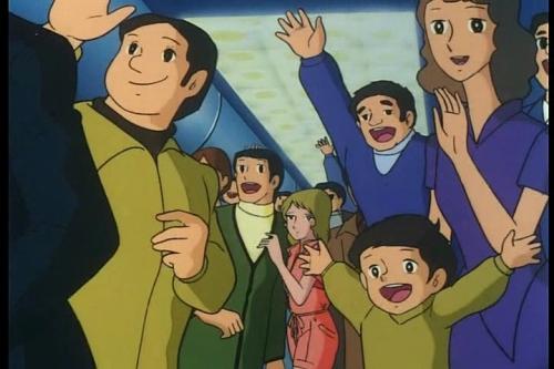 Аниме - Anime - Farewell Space Battleship Yamato - Warriors of Love - Космический крейсер Ямато (фильм второй) [1978]