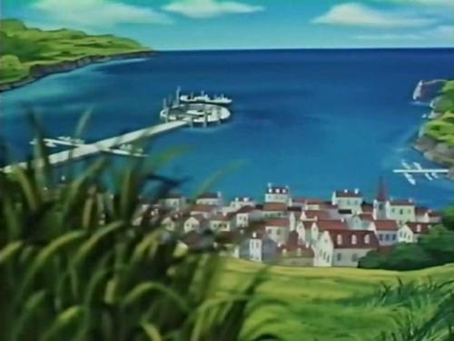 Аниме - Anime - Fashion Lala: The Story of the Harbour Light - Стильная Лала: Огни приморского города [1988]