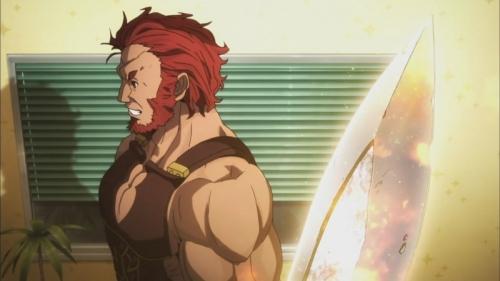 Аниме - Anime - Fate Zero - Судьба: Начало [ТВ-1] [2011]