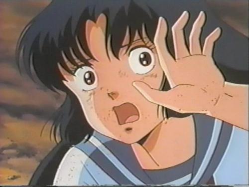 Аниме - Anime - Fire Tripper - Сквозь огонь [1985]