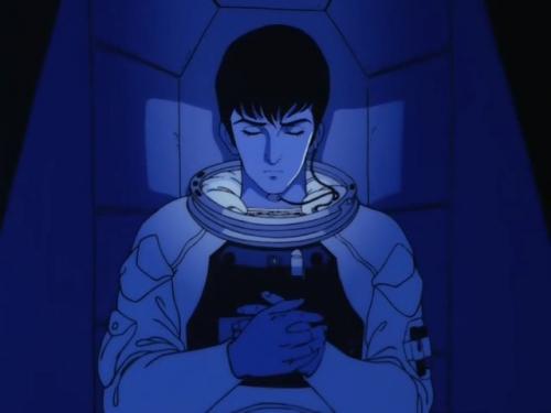 Аниме -             Anime - Firebird: Space Chapter - Жар-птица: Глава о Космосе             [1987]