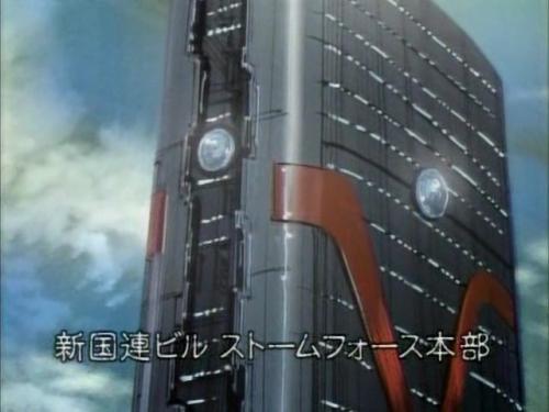 Аниме - Anime - Firestorm - Огненная буря [2003]