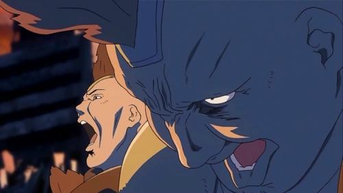 Аниме - Anime - Fist of the North Star: Raoh Side Story Fierce Fighting Arc - Кулак Северной Звезды - Фильм (2007) [2007]